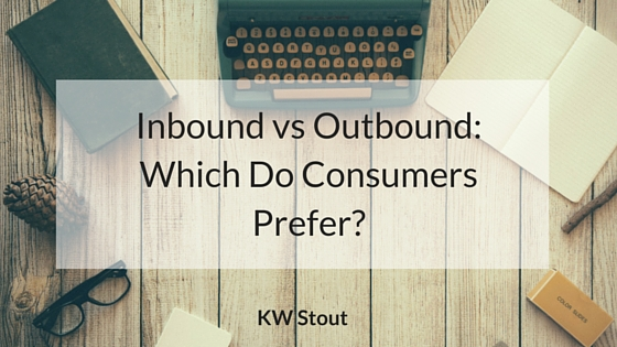inbound vs outbound efficacy efficiency